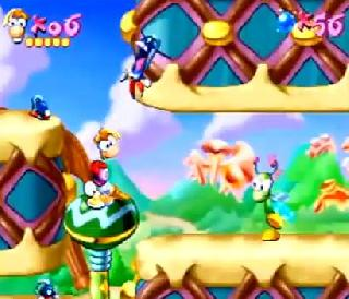 Screenshot Thumbnail / Media File 1 for Rayman [U]
